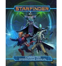 Paizo Starfinder: Character Operations Manual
