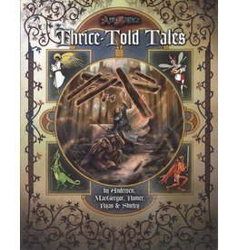 Atlas Games Ars Magica 5E: Thrice-Told Tales