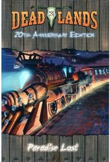 Pinnacle Entertainment Group Savage Worlds: Deadlands - Paradise Lost Adventure