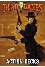 Pinnacle Entertainment Group Savage Worlds: Deadlands – Double Action Card Decks