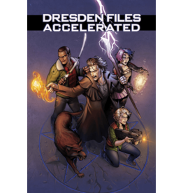 Evil Hat Productions Fate: Dresden Files Accelerated