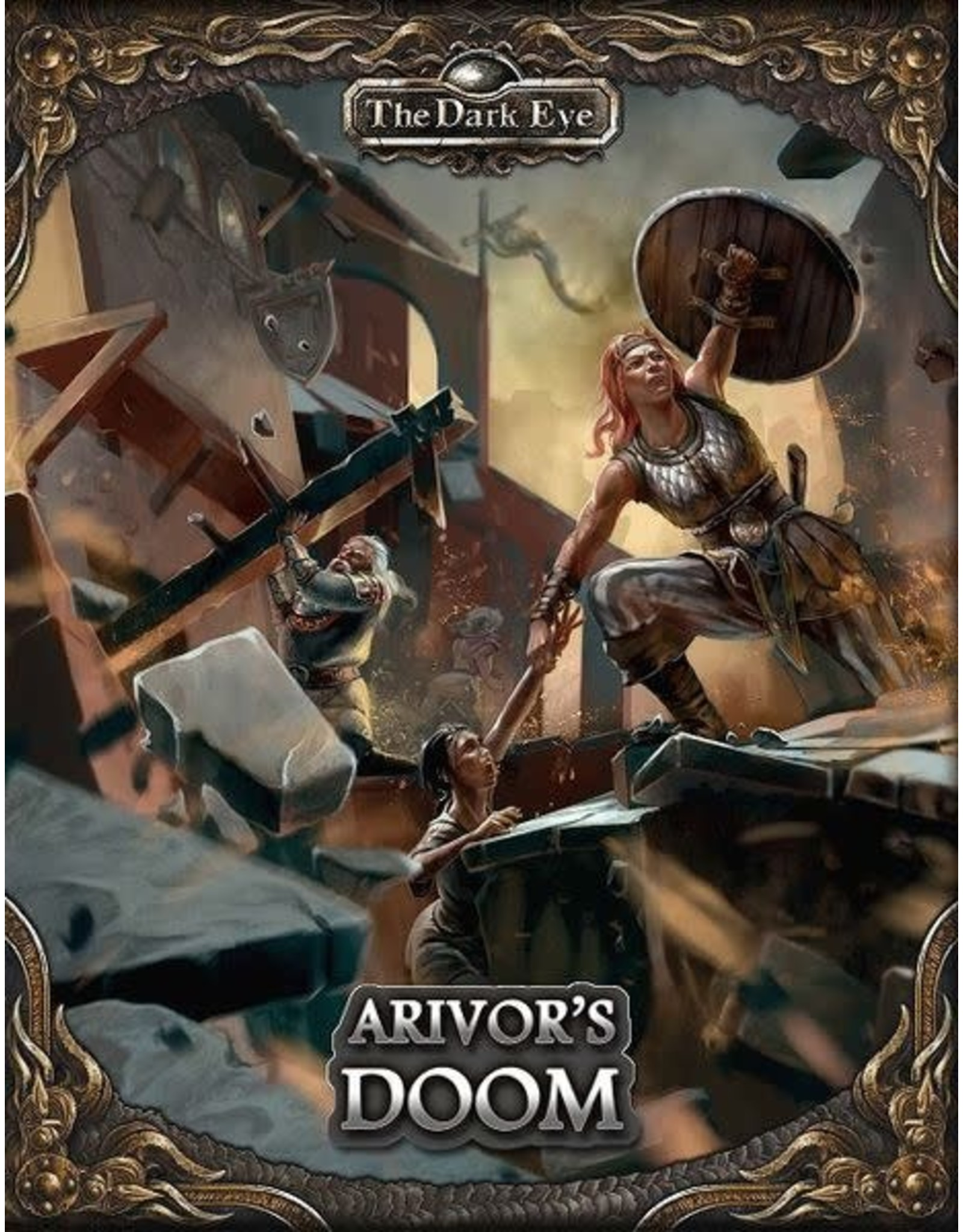 Ulisses-Spiele The Dark Eye 5E: Arivor's Doom