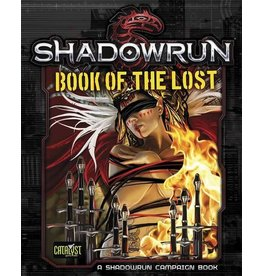 Catalyst Game Labs Shadowrun 5E: Book of the Lost