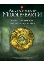 Cubicle 7 Adventures in Middle-Earth: Eaves of Mirkwood & Loremaster's Screen