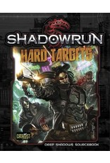 Catalyst Game Labs SALE Shadowrun 5E: Hard Targets