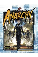 Catalyst Game Labs Shadowrun: Anarchy - Core Rulebook