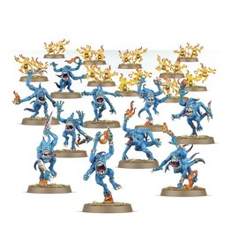 Games Workshop Daemons of Tzeentch: Blue Horrors