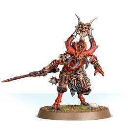 Games Workshop Bloodmaster Herald of Khorne