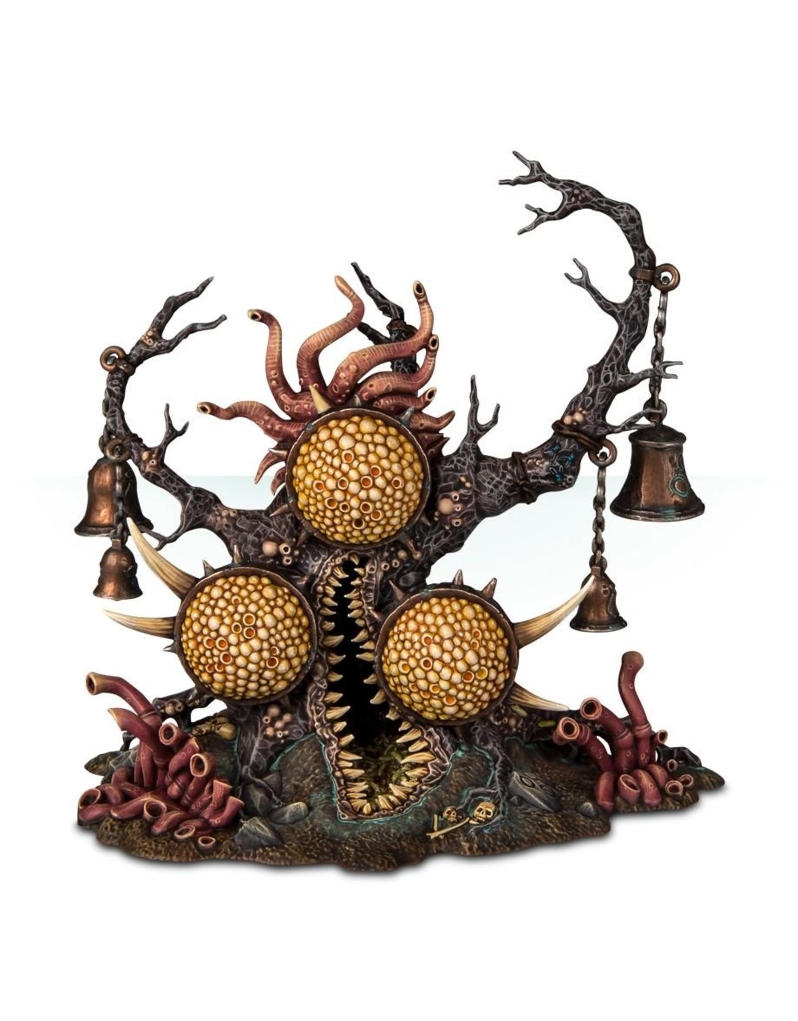 Games Workshop Daemons of Nurgle: Feculent Gnarlmaw