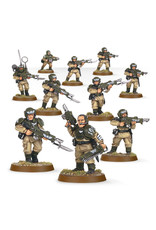 Games Workshop Astra Militarum: Cadian Infantry Squad