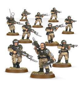 Games Workshop Astra Militarum: Cadian Shock Troops