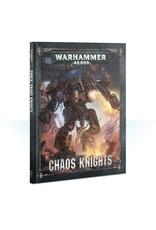 Games Workshop Chaos Knights: 8th Ed Codex