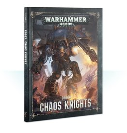Games Workshop Chaos Knights: 8th Ed Codex