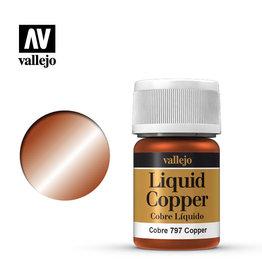 Vallejo Vallejo Alcohol-Based Metallics