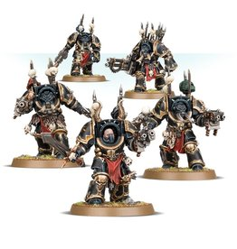 Games Workshop Chaos Space Marines:  Terminators
