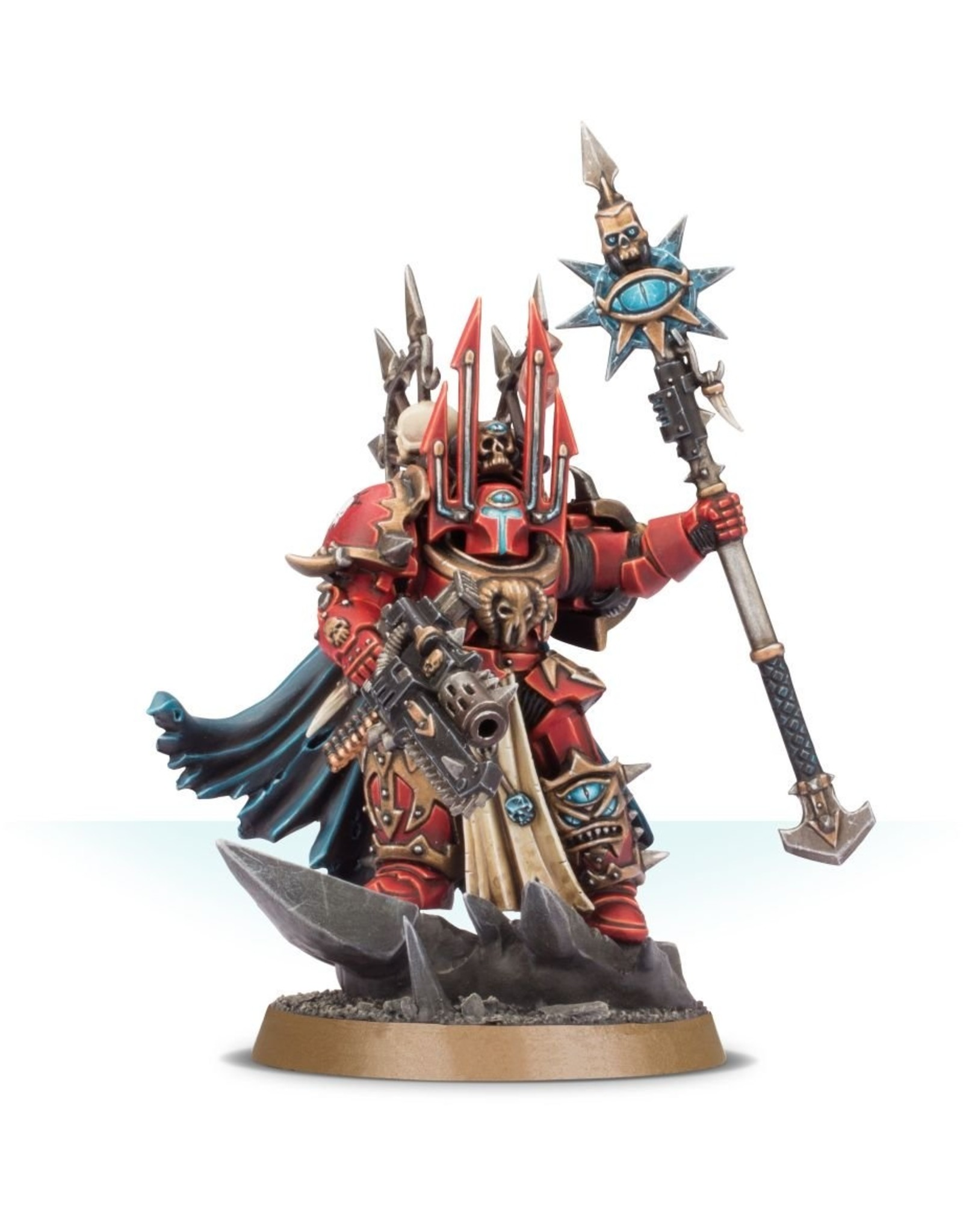 Games Workshop Chaos Space Marines:  Terminator Lord