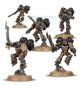 Games Workshop Chaos Space Marines:  Raptors/Warp Talons