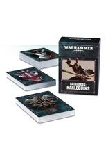 Games Workshop Harlequins: 8th Ed Datacards