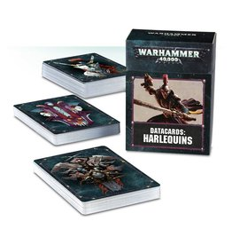 Games Workshop Harlequins: 8th Ed Datacards