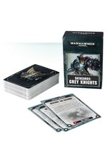 Games Workshop Grey Knights: 8th Ed Datacards