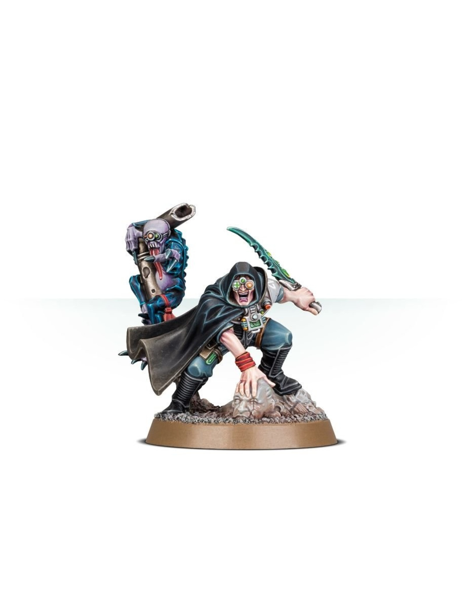Games Workshop Genestealer Cults: Sanctus