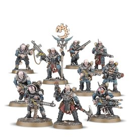 Games Workshop Genestealer Cults: Neophyte Hybrid