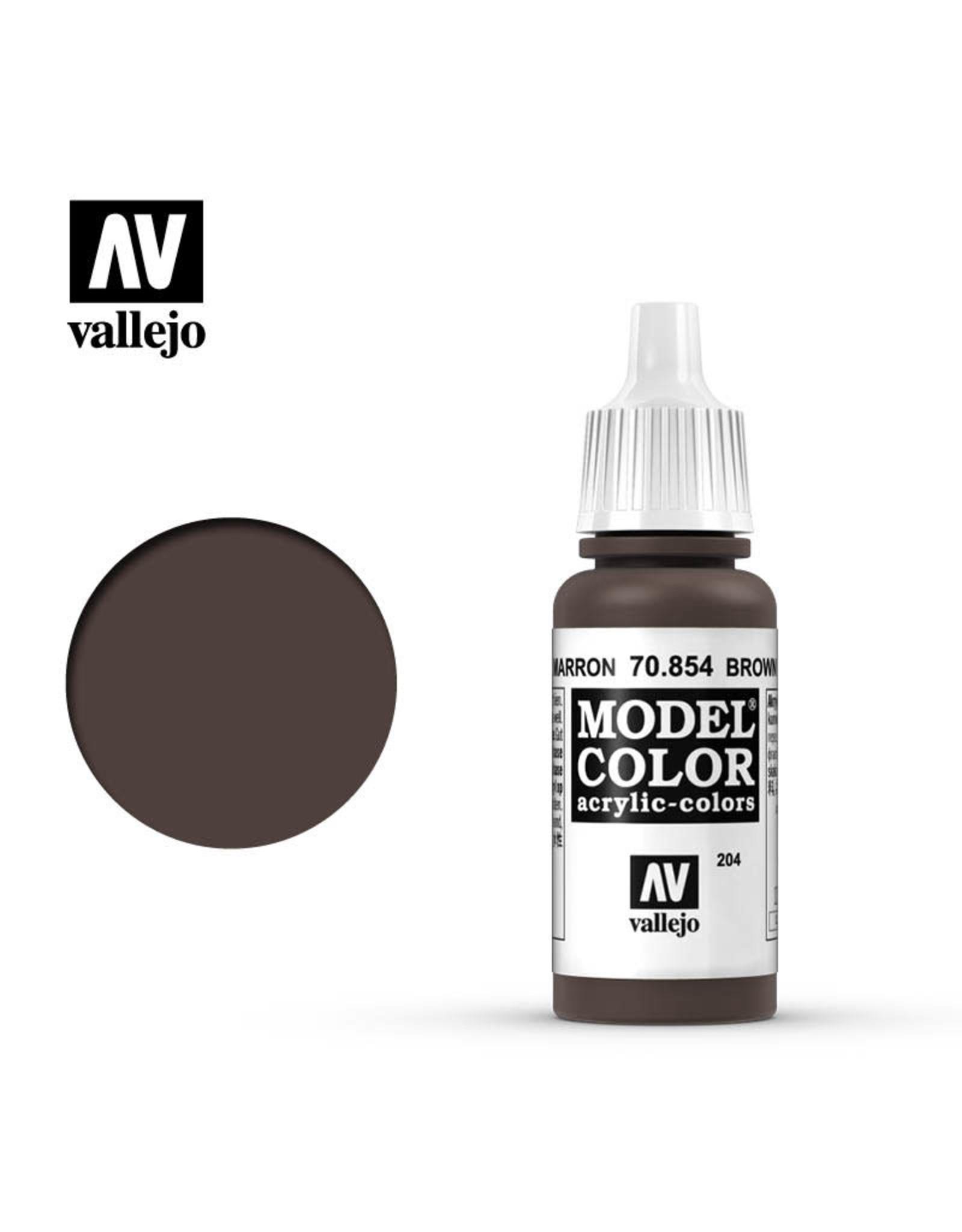 Vallejo Vallejo Model Colors: Glazes