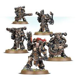 Games Workshop Chaos Space Marines:  Havocs