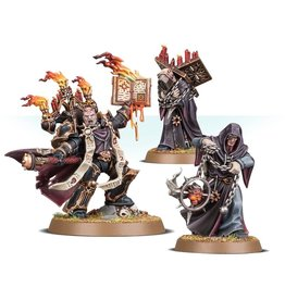 Games Workshop Chaos Space Marines:  Dark Apostle