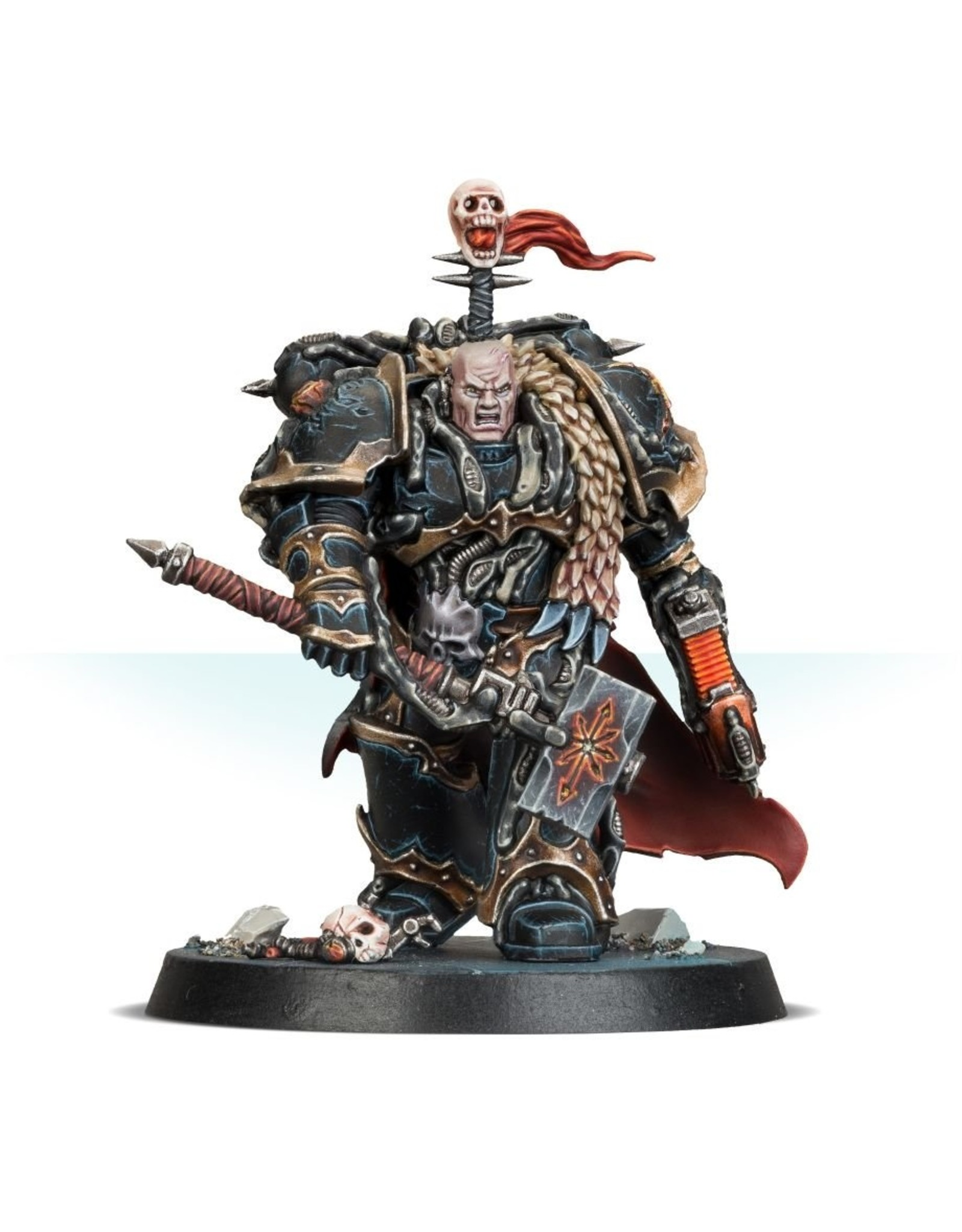 Games Workshop Chaos Space Marines:  Chaos Lord
