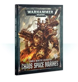 Games Workshop Chaos Space Marines:  8th Ed Codex
