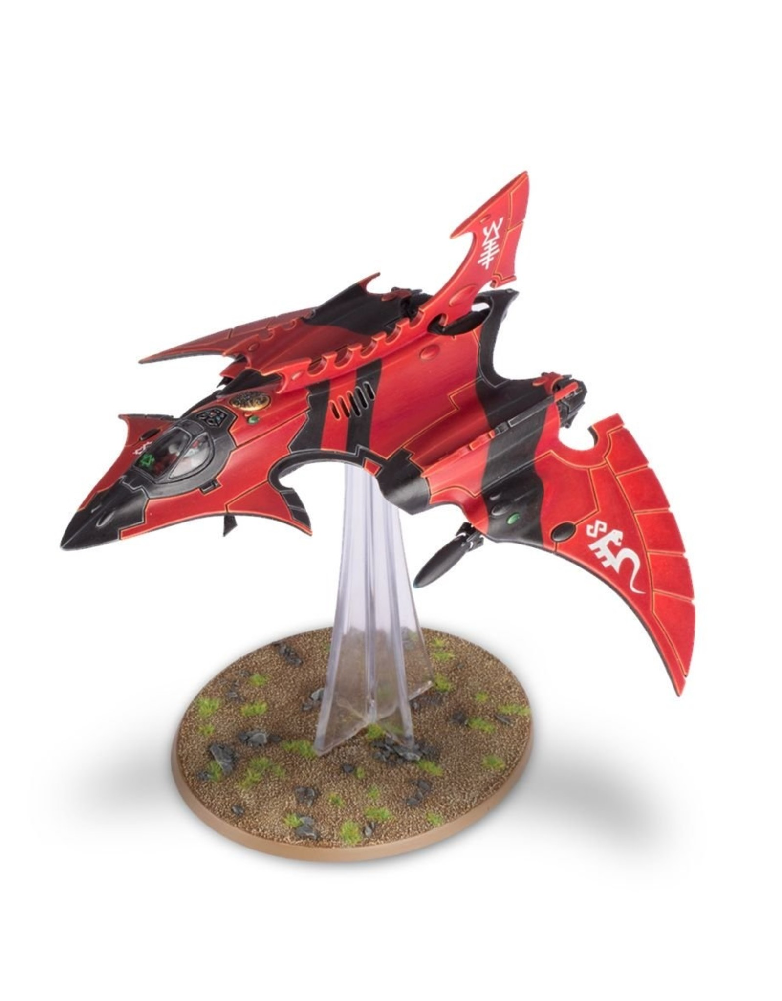 Games Workshop Craftworlds: Hemlock Wraithfighter / Crimson Hunter
