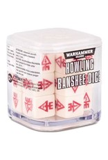 Games Workshop Craftworlds: Howling Banshee Dice