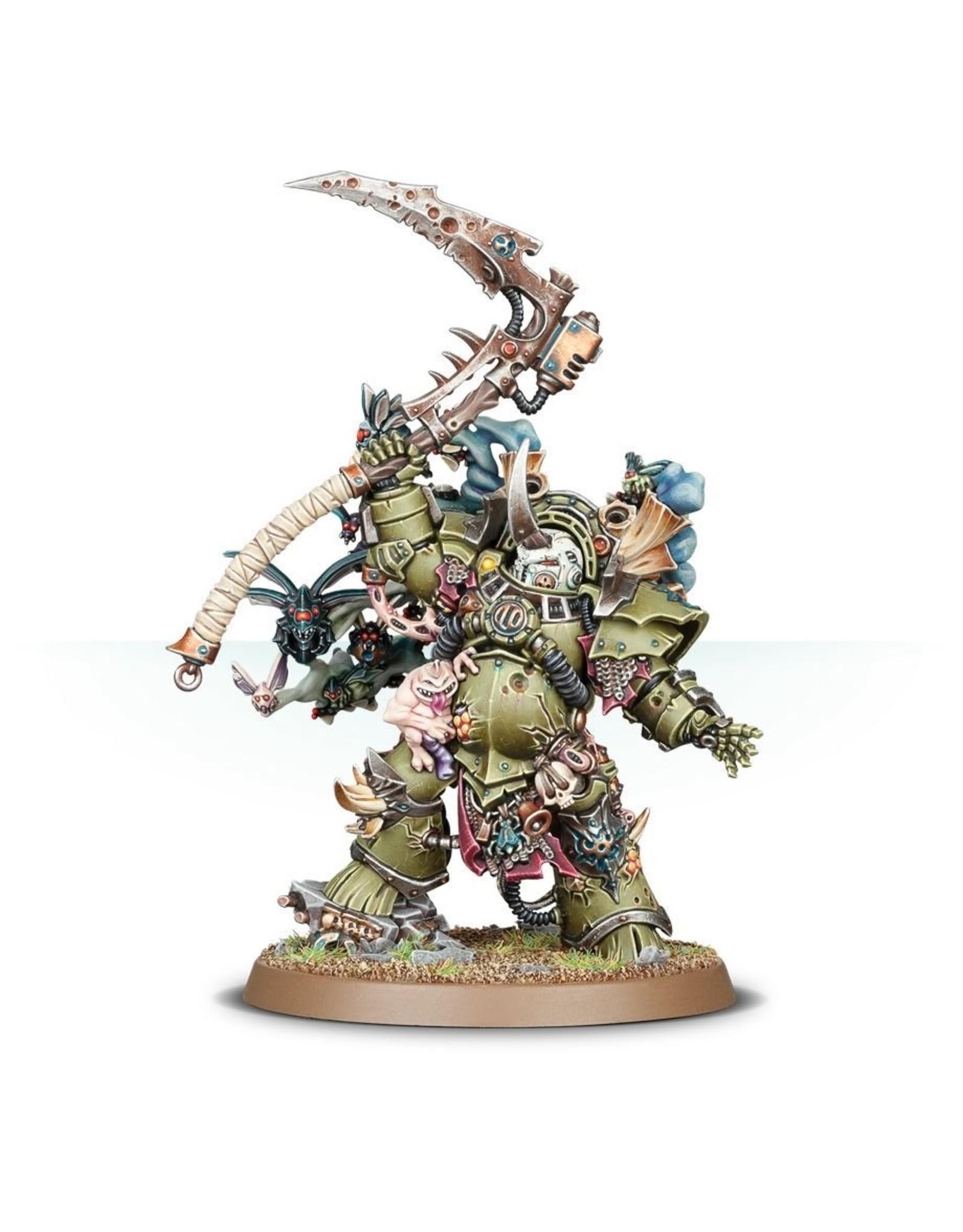 Games Workshop Typhus Herald of The Plague Go