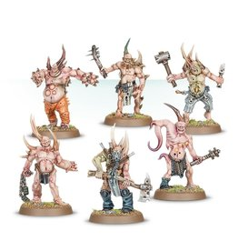 Games Workshop Easy to Build Pox Walkers