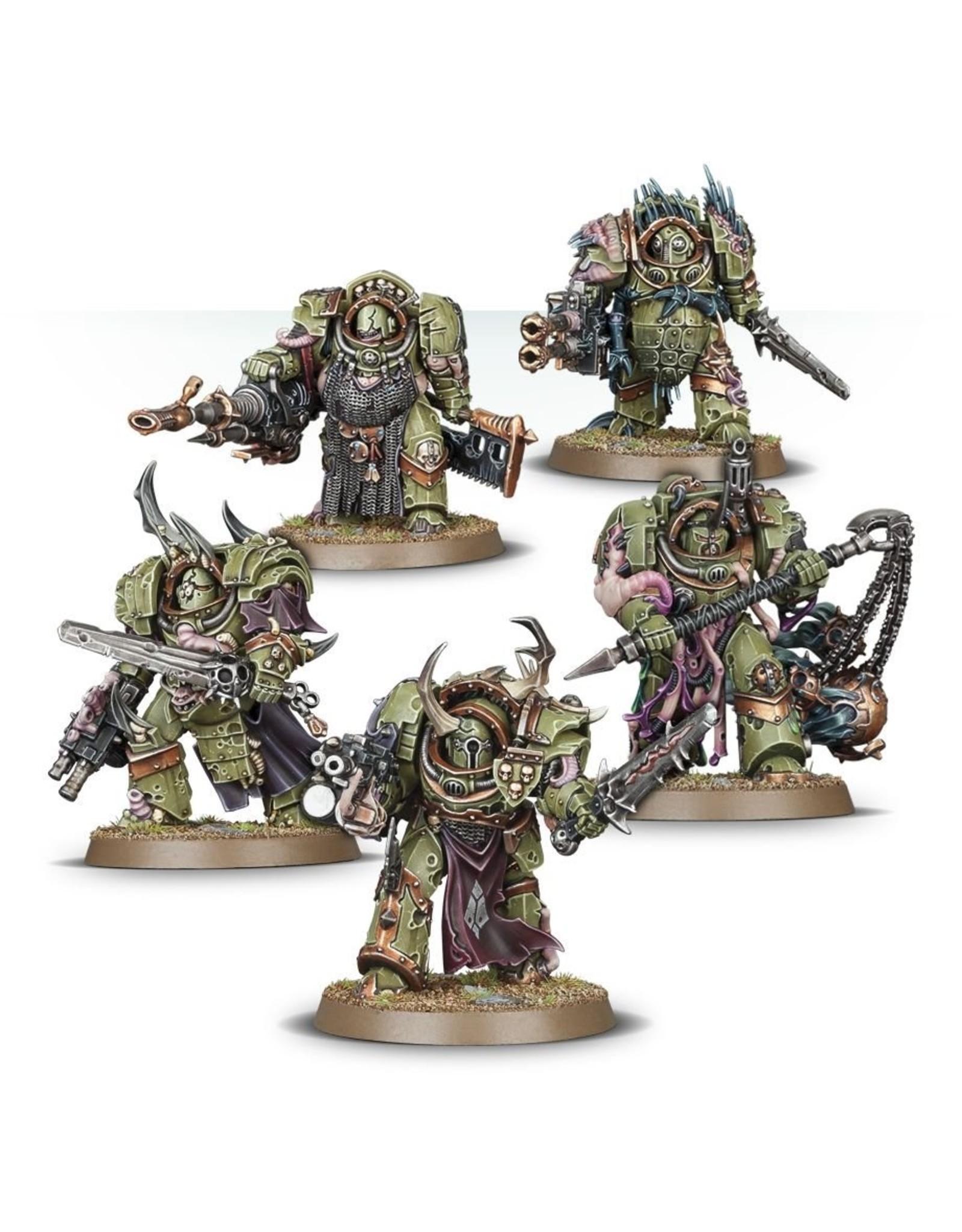 Games Workshop Death Guard: Blightlord Termina