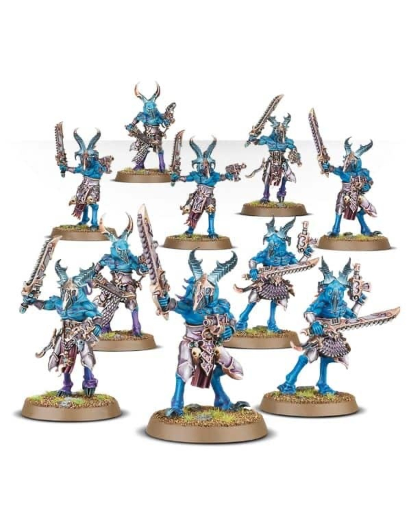 Games Workshop Thousand Sons: Tzaangors