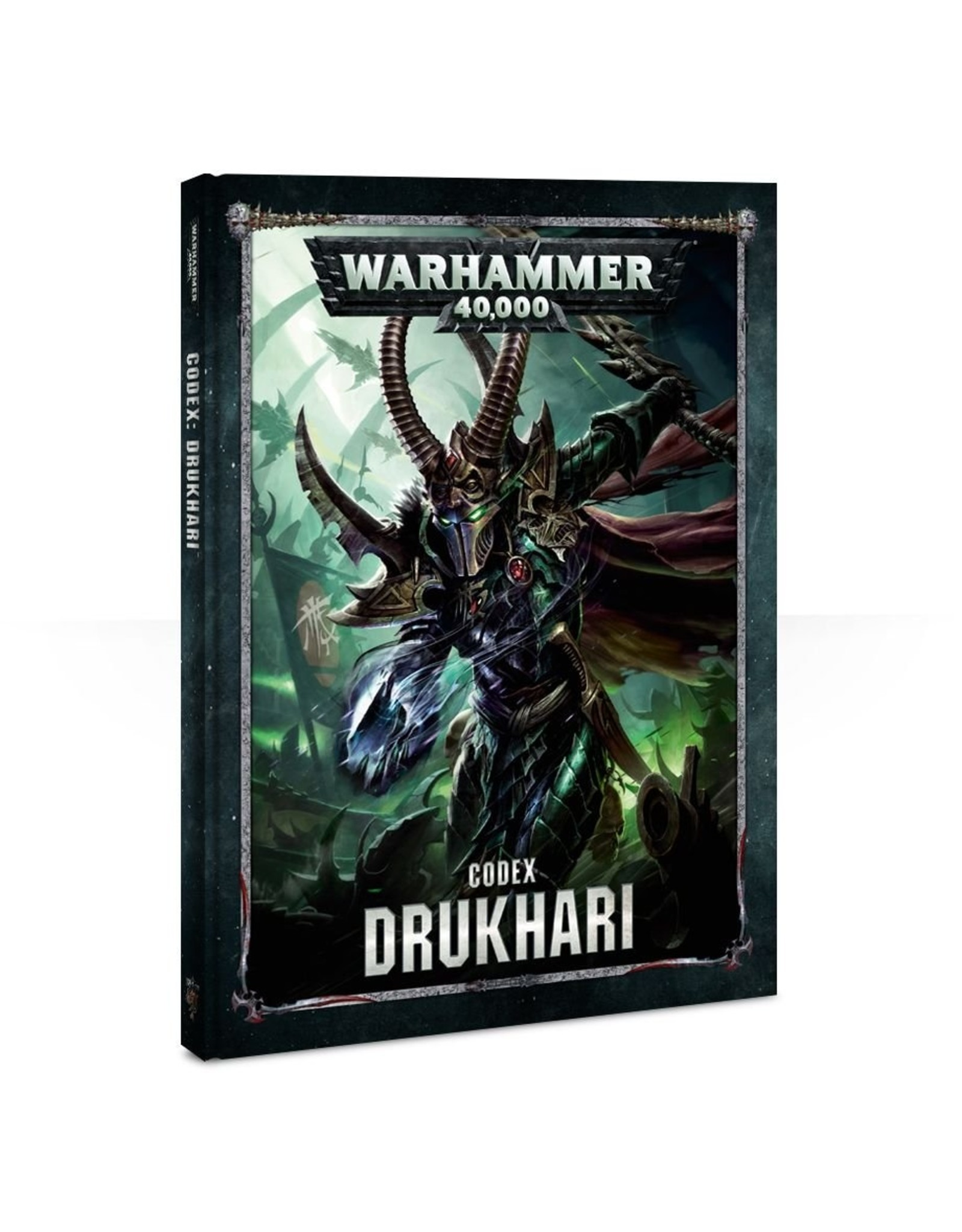 Games Workshop Drukhari: 8th Ed Codex