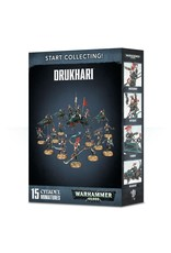 Games Workshop Start Collecting! Drukhari