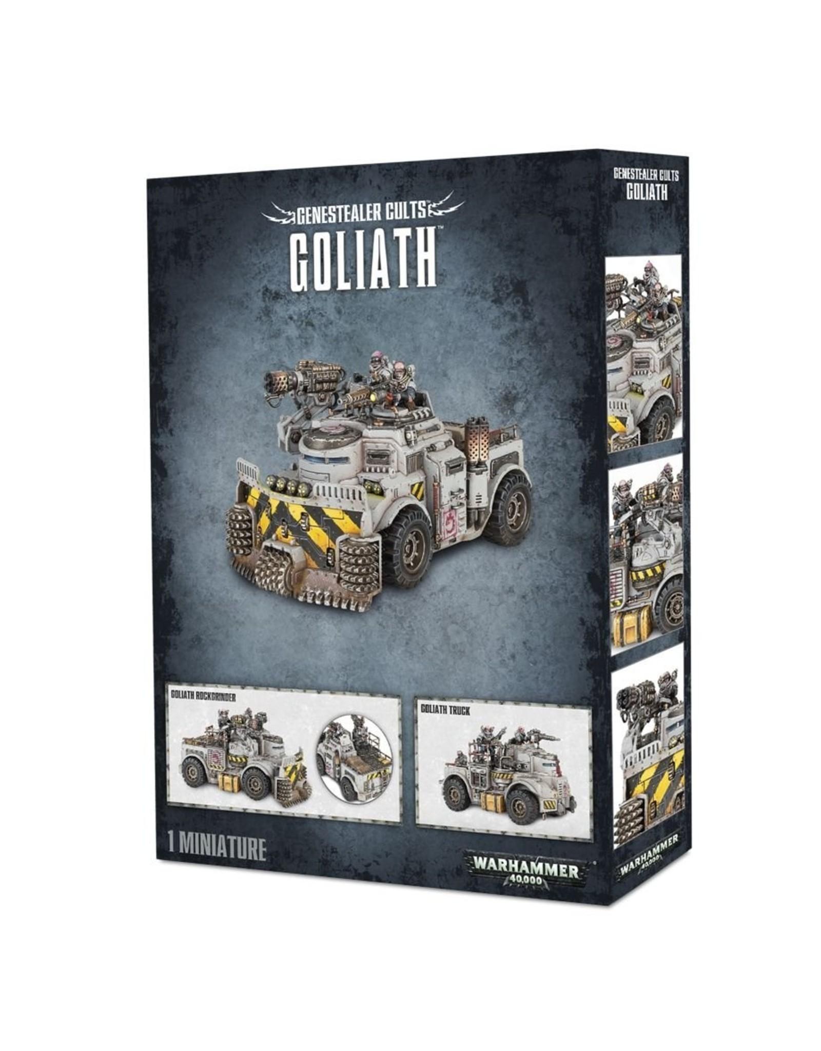 Games Workshop Genestealer Cults: Goliath