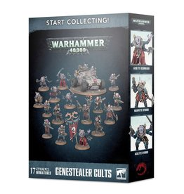 Games Workshop Start Collecting! Genestealer Cults