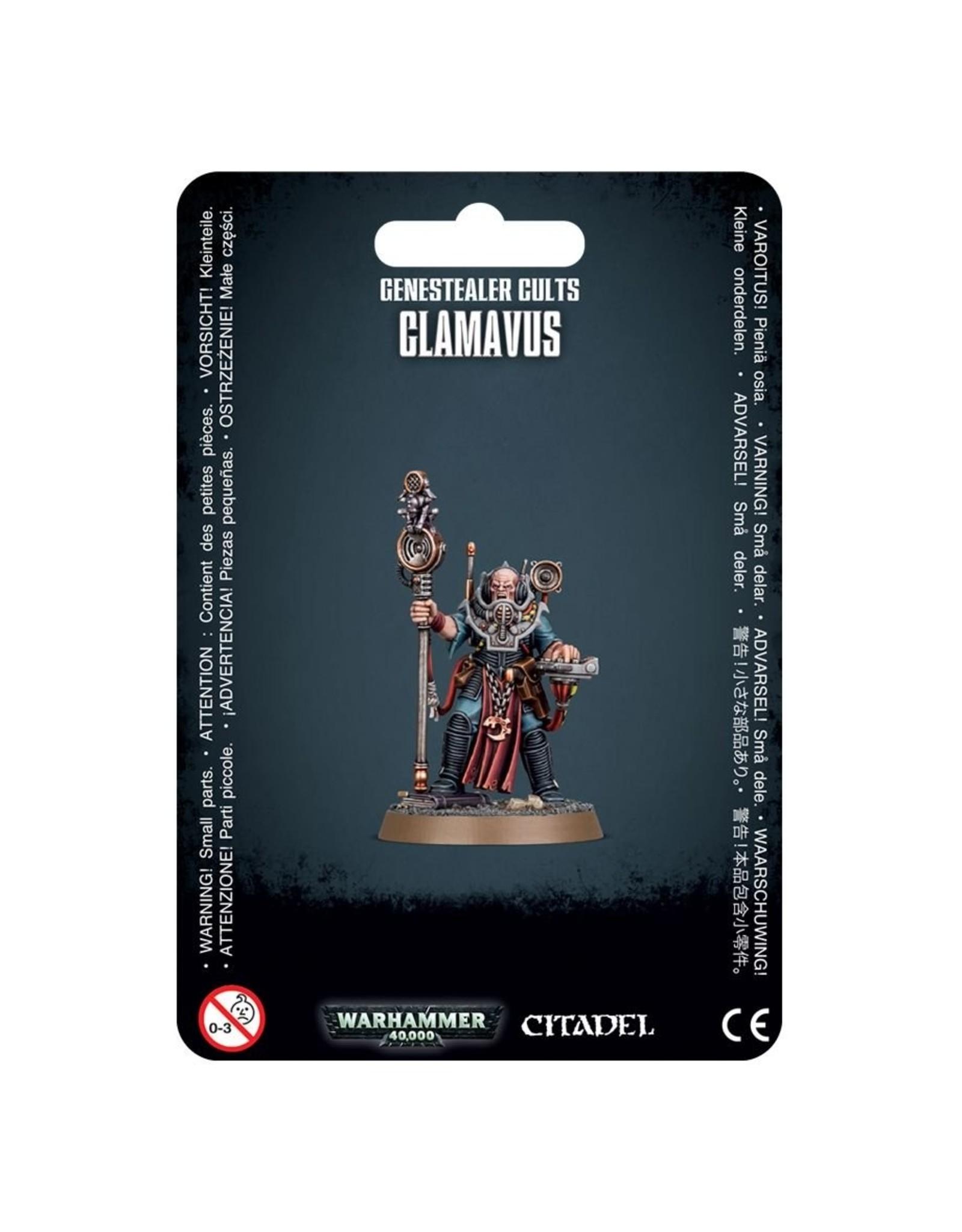 Games Workshop Genestealer Cults: Clamavus