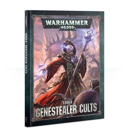 Games Workshop Genestealer Cults: 8th Ed Codex