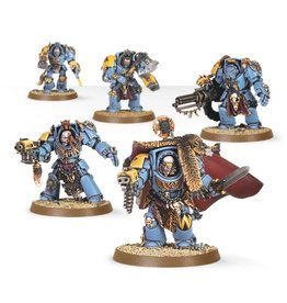 Games Workshop Space Wolves: Wolf Guard Terminators