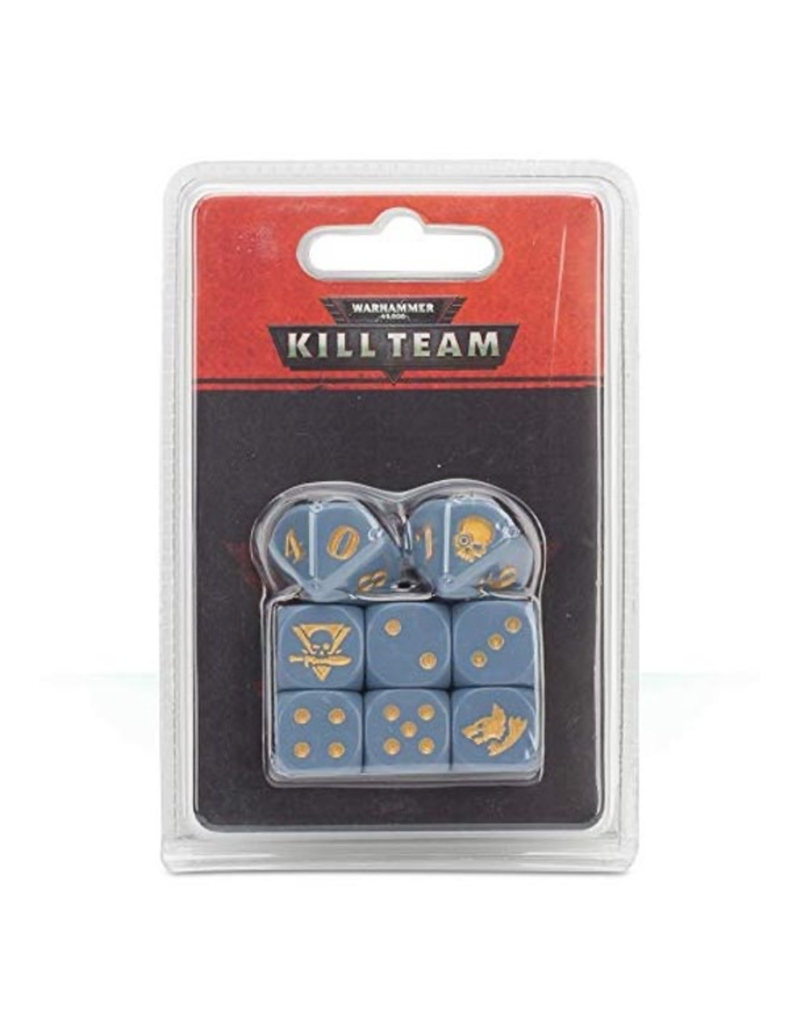 Games Workshop Kill Team: Space Wolves: Dice