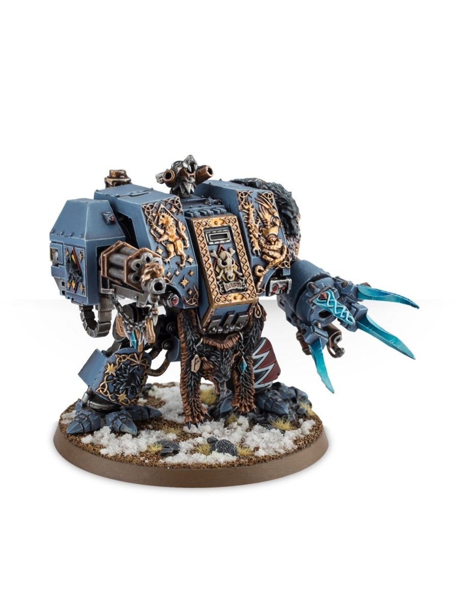 Games Workshop Space Wolves: Venerable Dreadnought