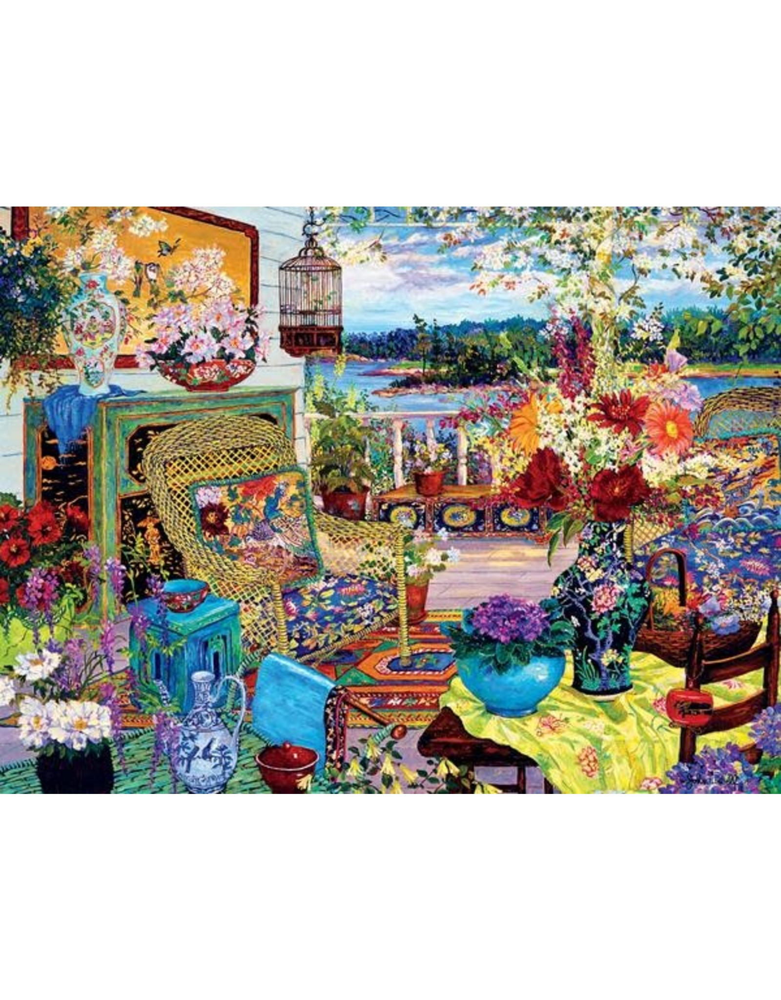 """Ceaco John Powell Collection: """"Summer Light"""" 300 Piece Puzzle"""