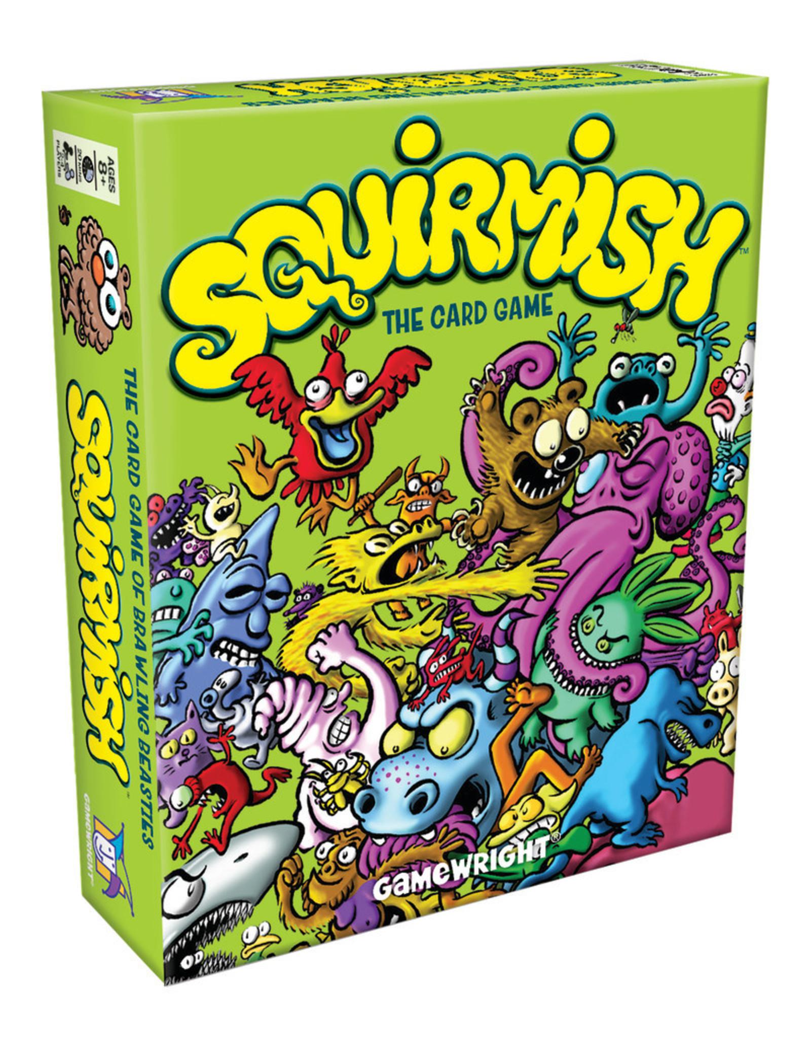 Gamewright SALE - Squirmish