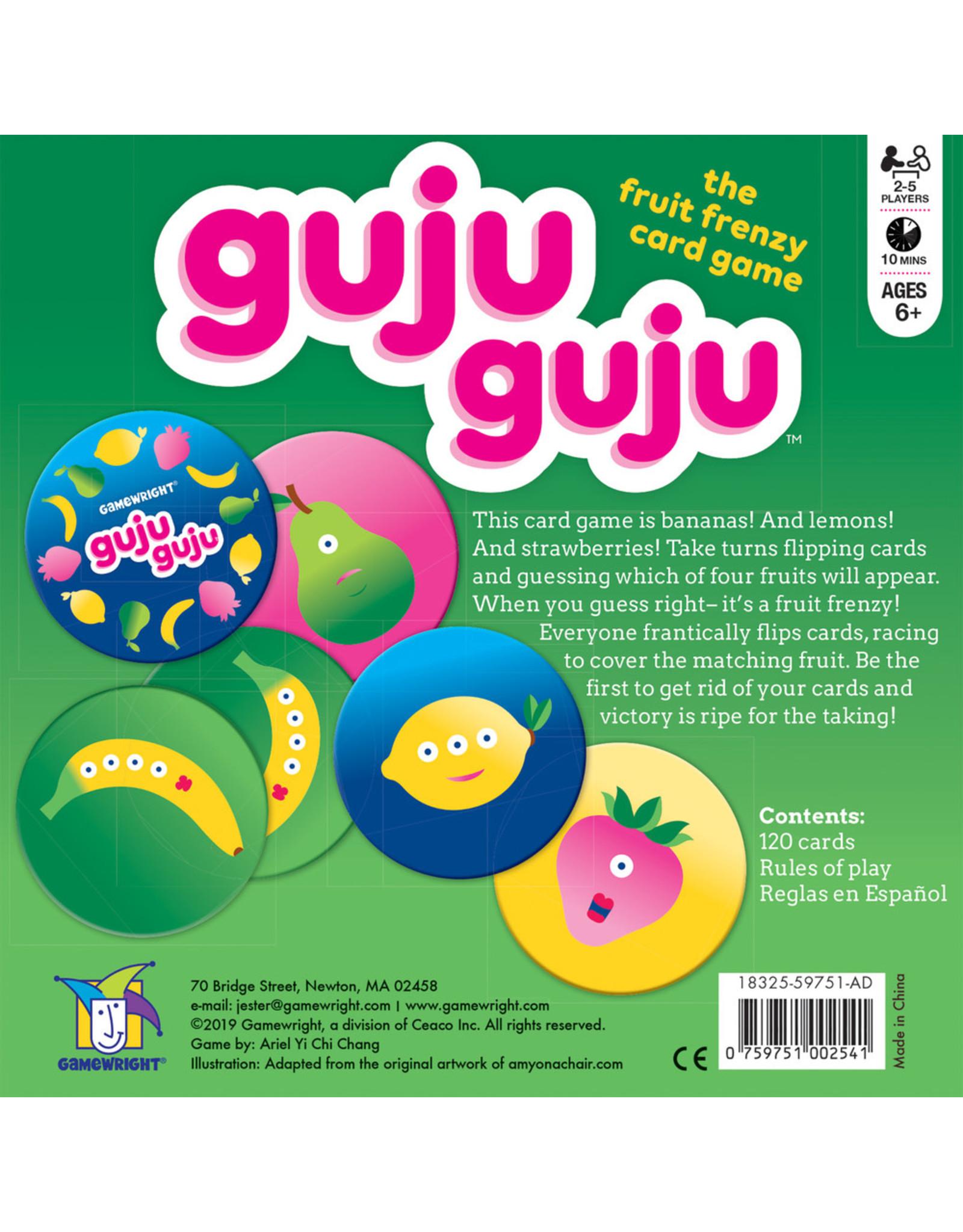 Gamewright Guju Guju