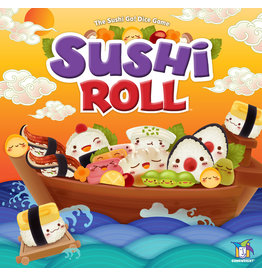 Gamewright Sushi Roll